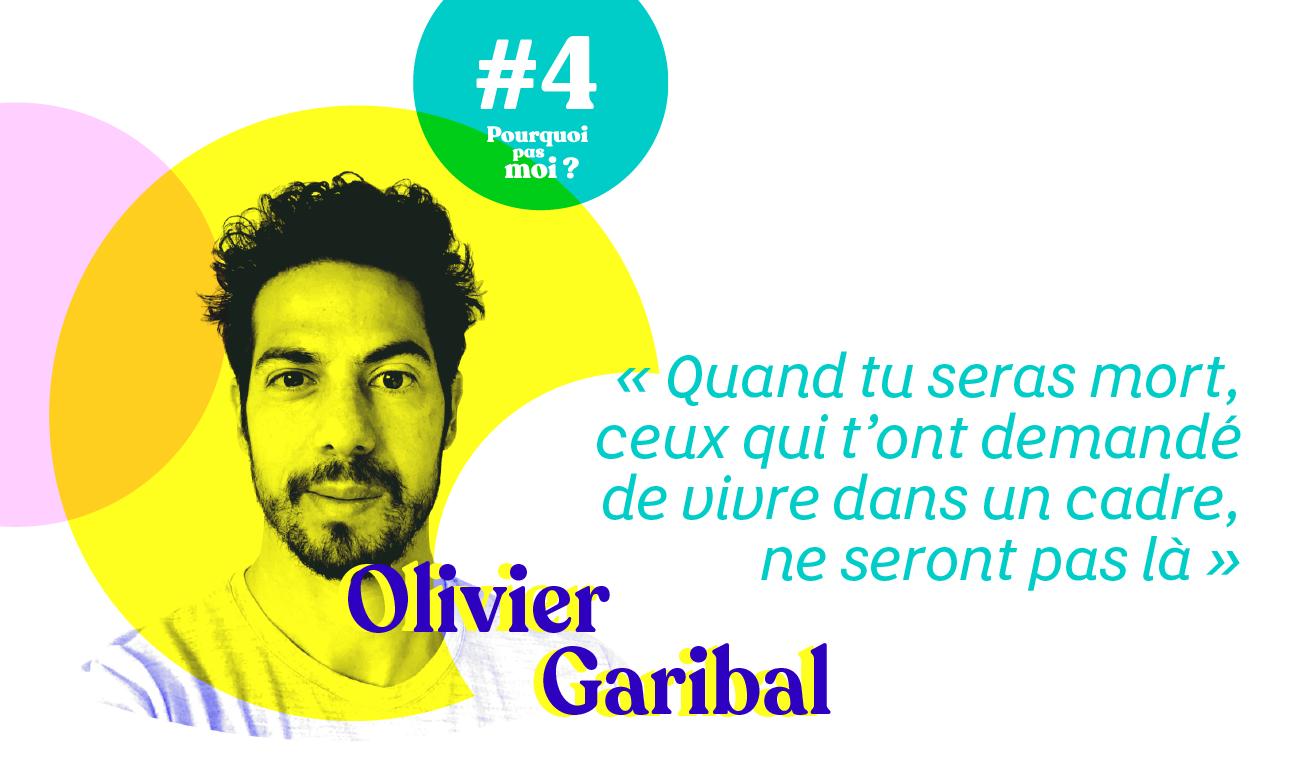 podcast olivier garibal