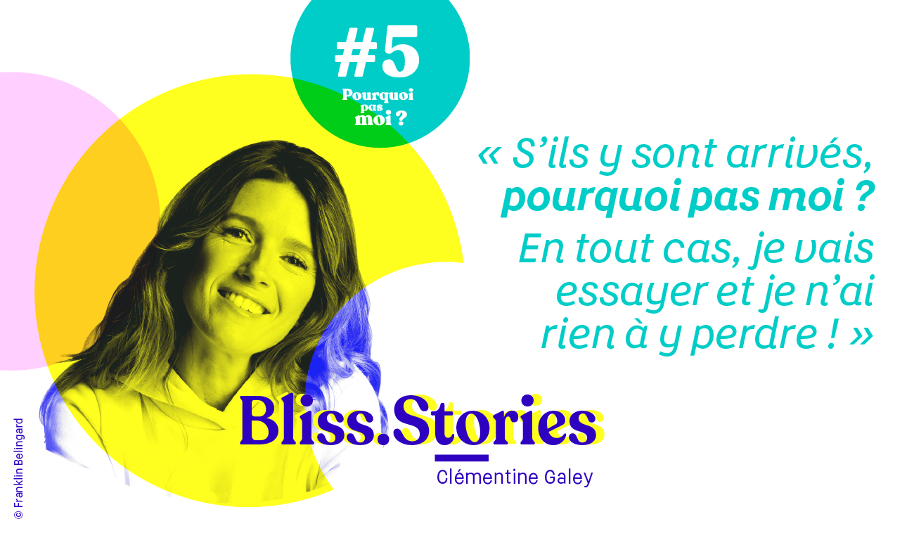 podcast Clémentine Galey Bliss Stories
