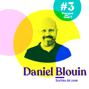 Daniel Blouin podcast