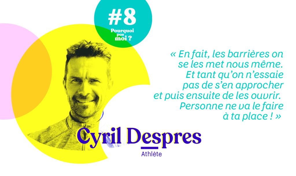 podcast cyril despres