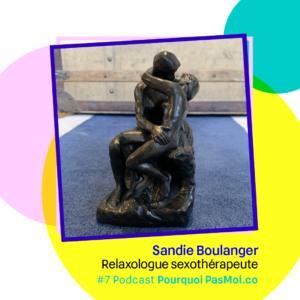 Sandie Boulanger podcast