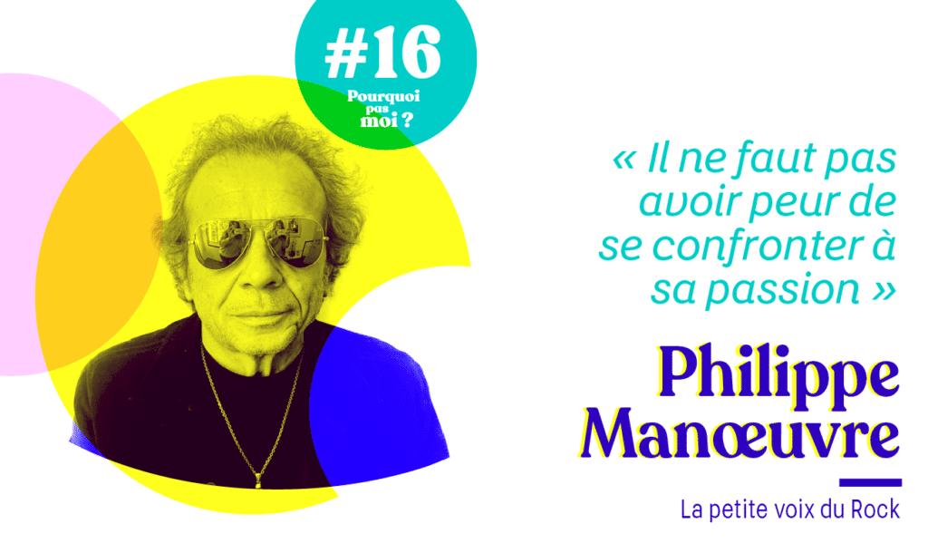 Philippe Manoeuvre Podcast
