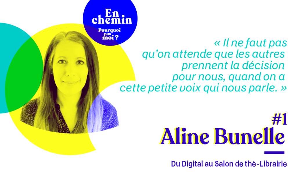 Blog Aline Bunelle En chemin