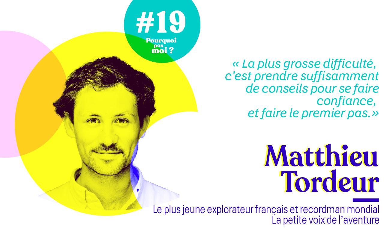 matthieu tordeur podcast