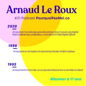 Arnaud Le Roux biographie
