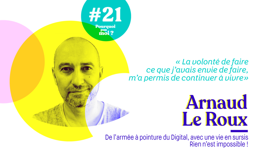 podcast arnaud le roux