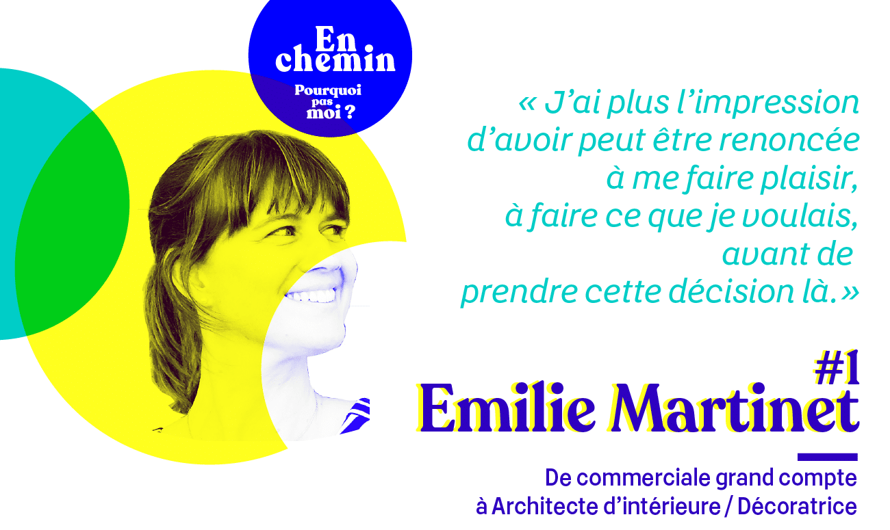 Podcast Emilie Martinet