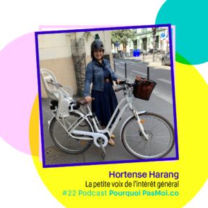 Objet Hortense Harang podcast