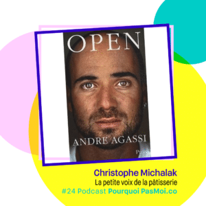 Christophe Michalak Objet podcast