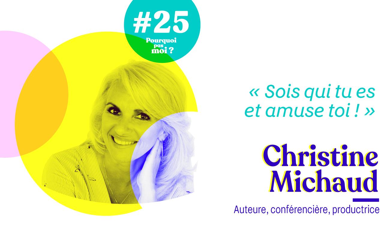 Christine Michaud Podcast