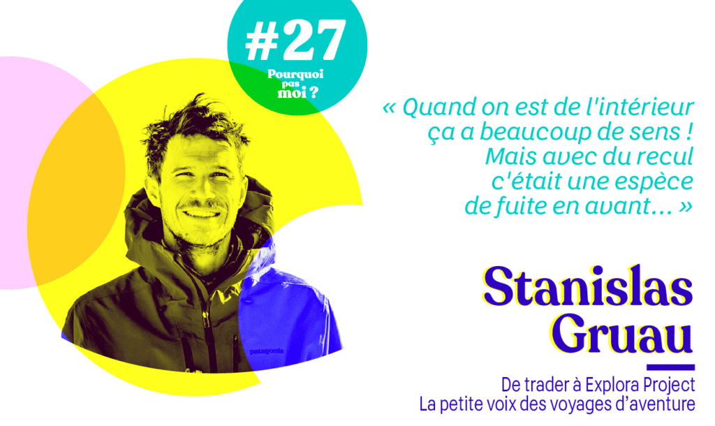 Stanislas Gruau podcast