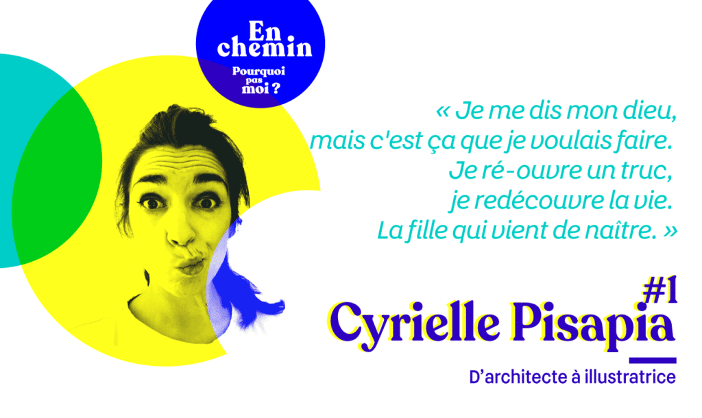 Cyrielle Pisapia podcast