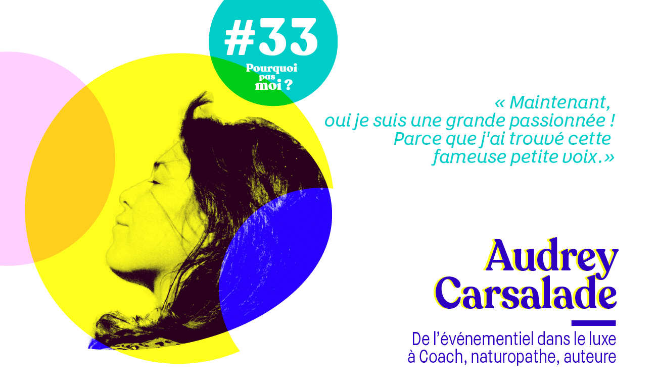 Audrey Carsalade podcast